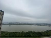 江北隆生大桥旁 视野无遮挡 使用率高 江湾南岸 一线江景 双阳台