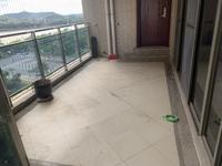江北中心区 江景四房 楼下就是公园 合生帝景湾四期