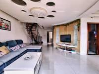 出售新世界长湖苑二期精装复式5室2厅2卫119平米188万住宅