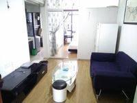 出售恒和金谷1室2厅1卫41.58平米43.8万住宅