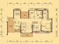 金山湖中信凯旋城4期 唯一户型117平米可做5房 仅售150万