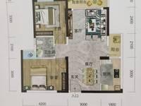 出售明发 高榜新城2室2厅1卫78平米68万住宅