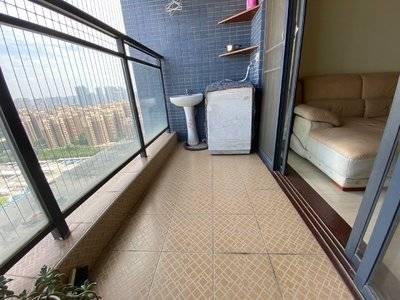 出租新天虹商圈,美地花园城,2房带家私电,拎包入住。