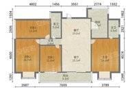 出售嘉泰新苑4室2厅0卫142平米175万住宅