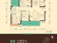 出售奥园誉山湖湖景房4室2厅2卫129.79平米200万住宅