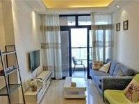 市区曼哈顿广场旁 品质住宅花边岭南精装一室一厅大阳台 户型采光靓!