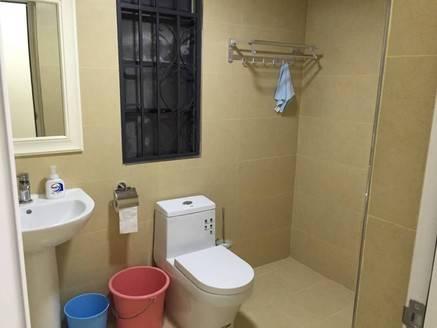 江北卢浮公馆送40平米大院子 114平3房2厅 12900一平