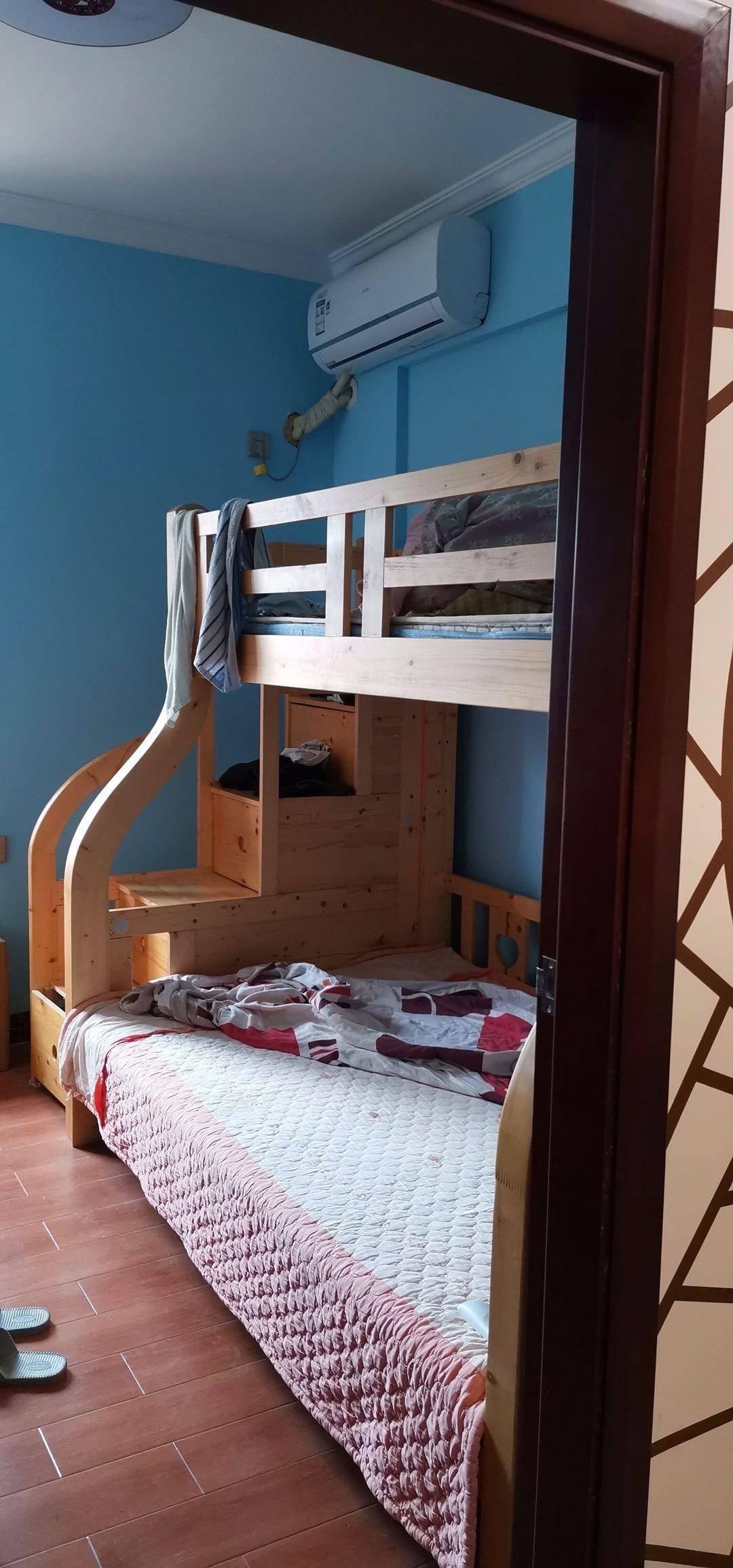 华轩居二期精装修三房出租,家私家电几乎全新,拎包入住