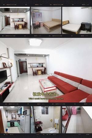 江景新苑 精装2房2厅 电梯房 中间楼层